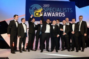 LCMB presents CN Business Innovation of the Year Award to Alford Technologies