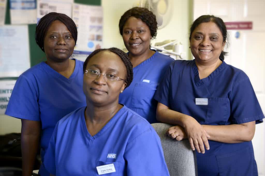 Diabetes Centre Staff