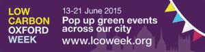 Low Carbon Oxford Week