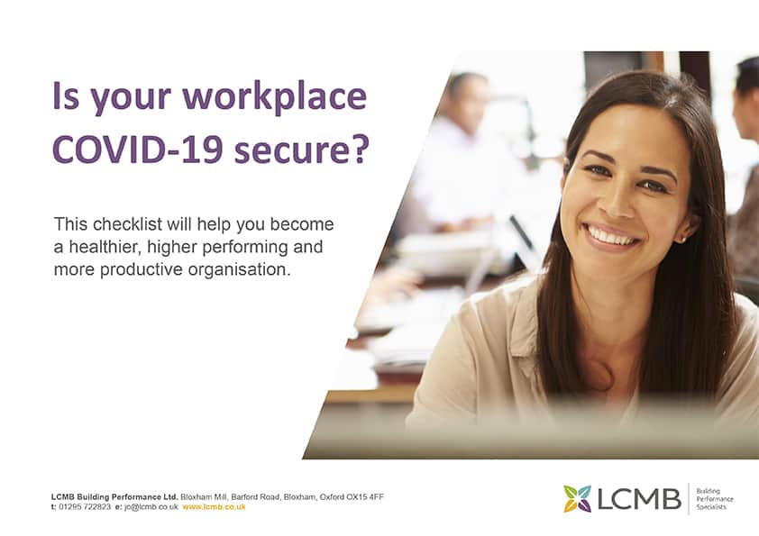 Covid Secure Workplace