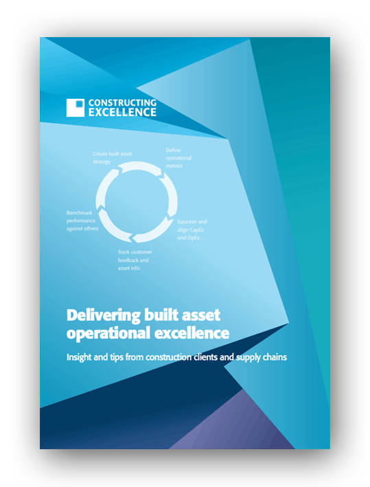 Delivering built asset operational excellence